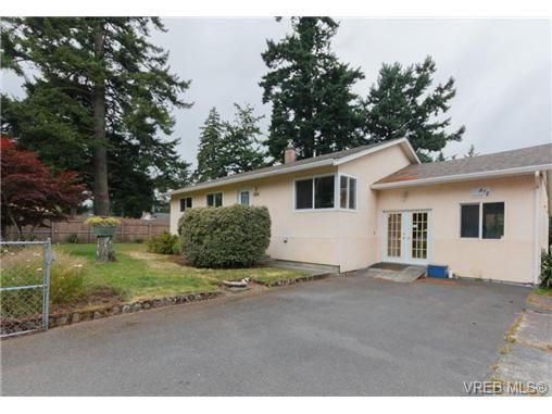 Main Photo: 3398 Hatley Dr in VICTORIA: Co Lagoon House for sale (Colwood)  : MLS®# 674855