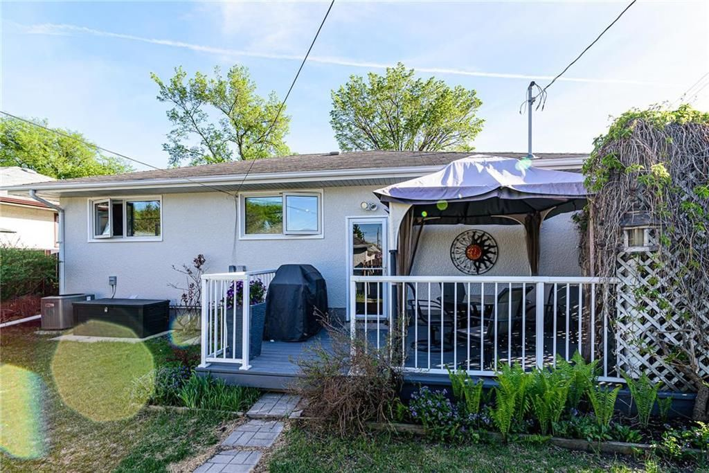 Photo 40: Photos: 603 Fleming Avenue in Winnipeg: Residential for sale (3B)  : MLS®# 202113289