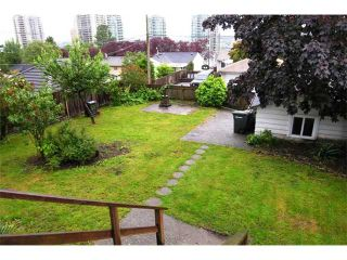 Photo 10: 4256 GRANT Street in Burnaby: Willingdon Heights House for sale (Burnaby North)  : MLS®# V834741