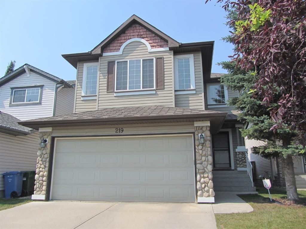 Main Photo: 219 Panamount Gardens NW in Calgary: Panorama Hills Detached for sale : MLS®# A1115355