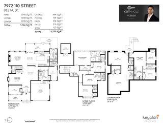 "Photo 40: 7972 110 Street in Delta: Nordel House for sale in ""Burnsview/Sunbury"" (N. Delta)  : MLS®# R2610097"