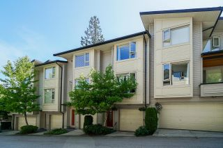 """Photo 2: 21 9229 UNIVERSITY Crescent in Burnaby: Simon Fraser Univer. Townhouse for sale in """"SERENITY"""" (Burnaby North)  : MLS®# R2602997"""