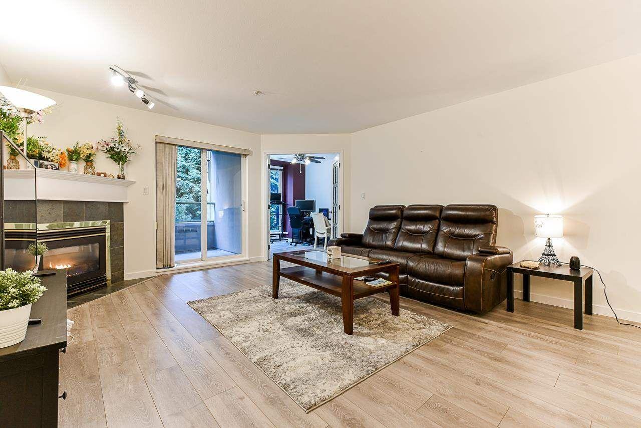 "Main Photo: 215 10128 132 Street in Surrey: Whalley Condo for sale in ""Melrose Garden"" (North Surrey)  : MLS®# R2579335"