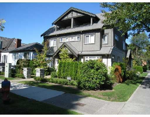 "Main Photo: 2011 W 13TH Avenue in Vancouver: Kitsilano Townhouse for sale in ""THE MAPLES"" (Vancouver West)  : MLS®# V779482"