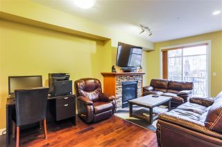 """Photo 3: 75 8068 207 Street in Langley: Willoughby Heights Townhouse for sale in """"Yorkson Creek South"""" : MLS®# R2218677"""