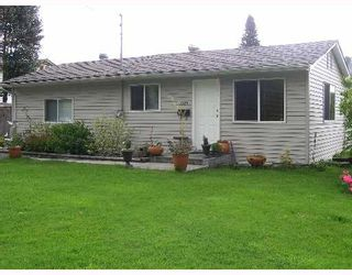 Photo 1: 7464 TURNER Street in Mission: Mission BC House for sale : MLS®# F2711681
