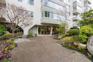 "Photo 20: 604 1425 ESQUIMALT Avenue in West Vancouver: Ambleside Condo for sale in ""Oceanbrook"" : MLS®# R2600784"