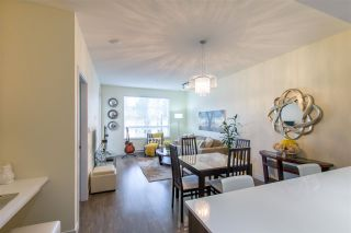 Photo 2: 317 608 COMO LAKE AVENUE in Coquitlam: Coquitlam West Condo for sale : MLS®# R2330497