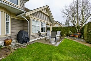 """Photo 49: 16 15450 ROSEMARY HEIGHTS Crescent in Surrey: Morgan Creek Townhouse for sale in """"CARRINGTON"""" (South Surrey White Rock)  : MLS®# R2245684"""