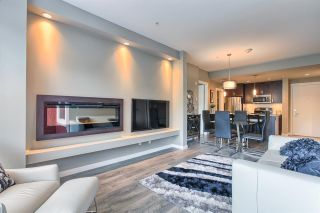 """Photo 2: 101 2238 WHATCOM Road in Abbotsford: Abbotsford East Condo for sale in """"WATERLEAF"""" : MLS®# R2008640"""