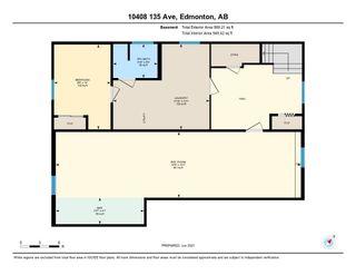 Photo 34: 10408 135 Avenue in Edmonton: Zone 01 House for sale : MLS®# E4247063