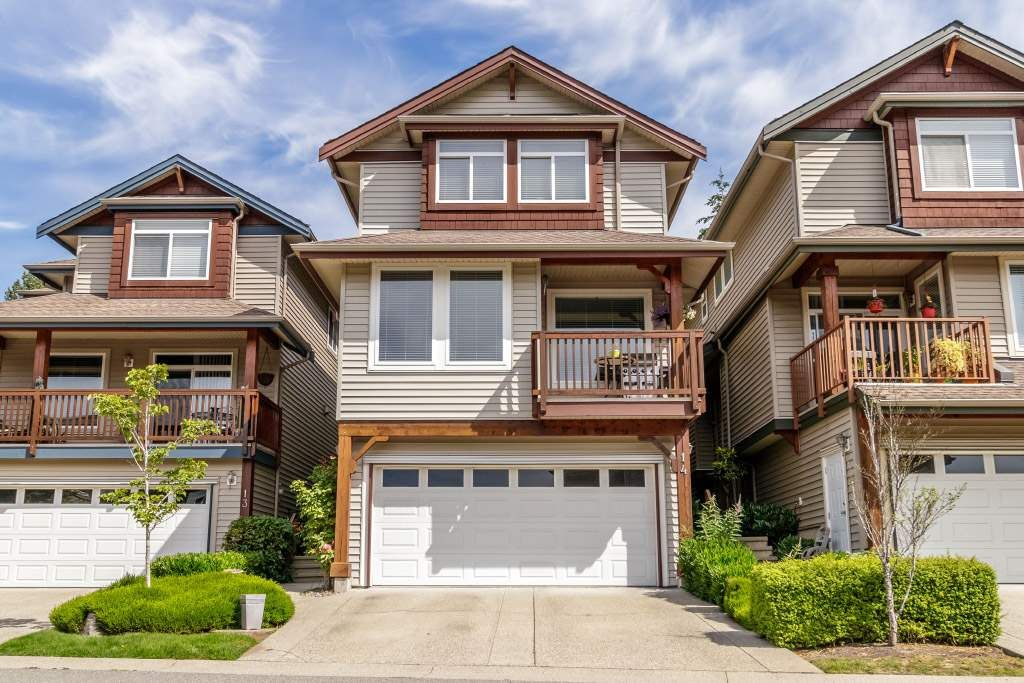 """Main Photo: 14 2381 ARGUE Street in Port Coquitlam: Citadel PQ Townhouse for sale in """"THE BOARD WALK"""" : MLS®# R2380699"""