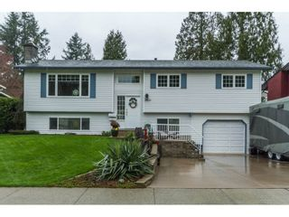 Photo 1: 34621 YORK Avenue in Abbotsford: Abbotsford East House for sale : MLS®# R2153513