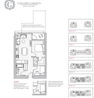 Photo 16: 511 8800 HAZELBRIDGE Way in Richmond: West Cambie Condo for sale : MLS®# R2529785
