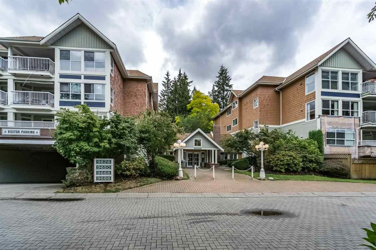 "Main Photo: 406 9626 148 Street in Surrey: Guildford Condo for sale in ""Hartford Woods"" (North Surrey)  : MLS®# R2106044"