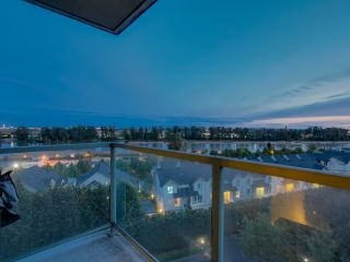 """Photo 12: 803 2763 CHANDLERY Place in Vancouver: Fraserview VE Condo for sale in """"RIVER DANCE"""" (Vancouver East)  : MLS®# R2067616"""