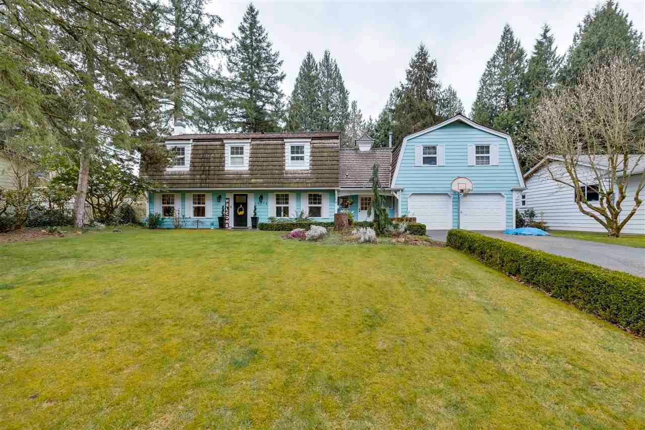 "Main Photo: 19774 47 Avenue in Langley: Langley City House for sale in ""MASON HEIGHTS"" : MLS®# R2562773"