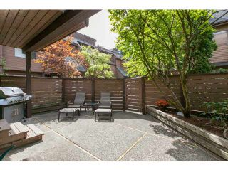 """Photo 17: 3345 MOUNTAIN Highway in North Vancouver: Lynn Valley Townhouse for sale in """"VILLAGE ON THE CREEK"""" : MLS®# V1141033"""