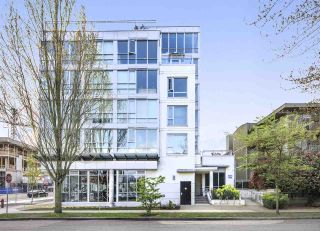 Photo 1: 701 1808 W 3RD AVENUE in Vancouver: Kitsilano Condo for sale (Vancouver West)  : MLS®# R2161034