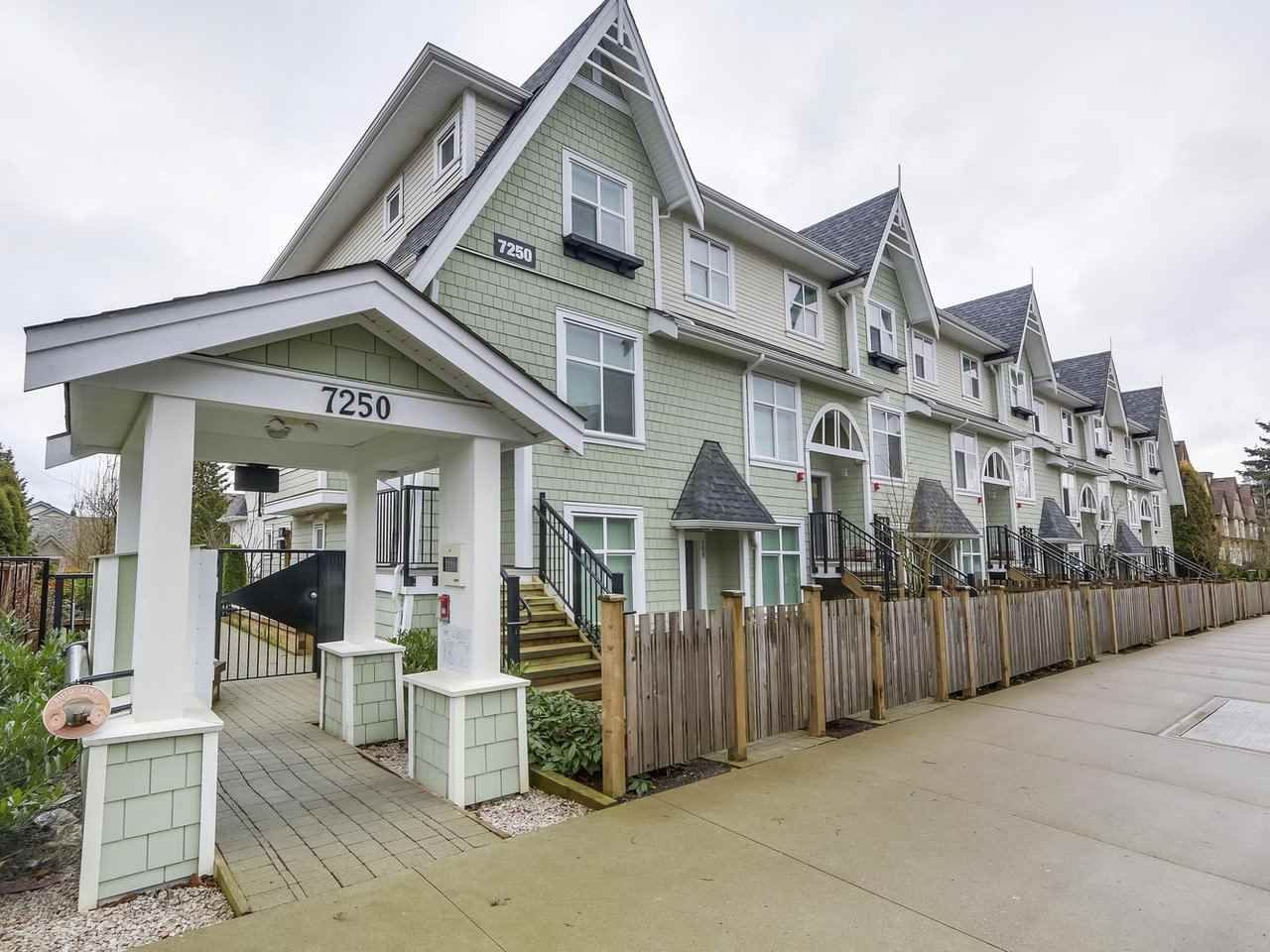 """Main Photo: 120 7250 18TH Avenue in Burnaby: Edmonds BE Townhouse for sale in """"IVORY MEWS"""" (Burnaby East)  : MLS®# R2360183"""
