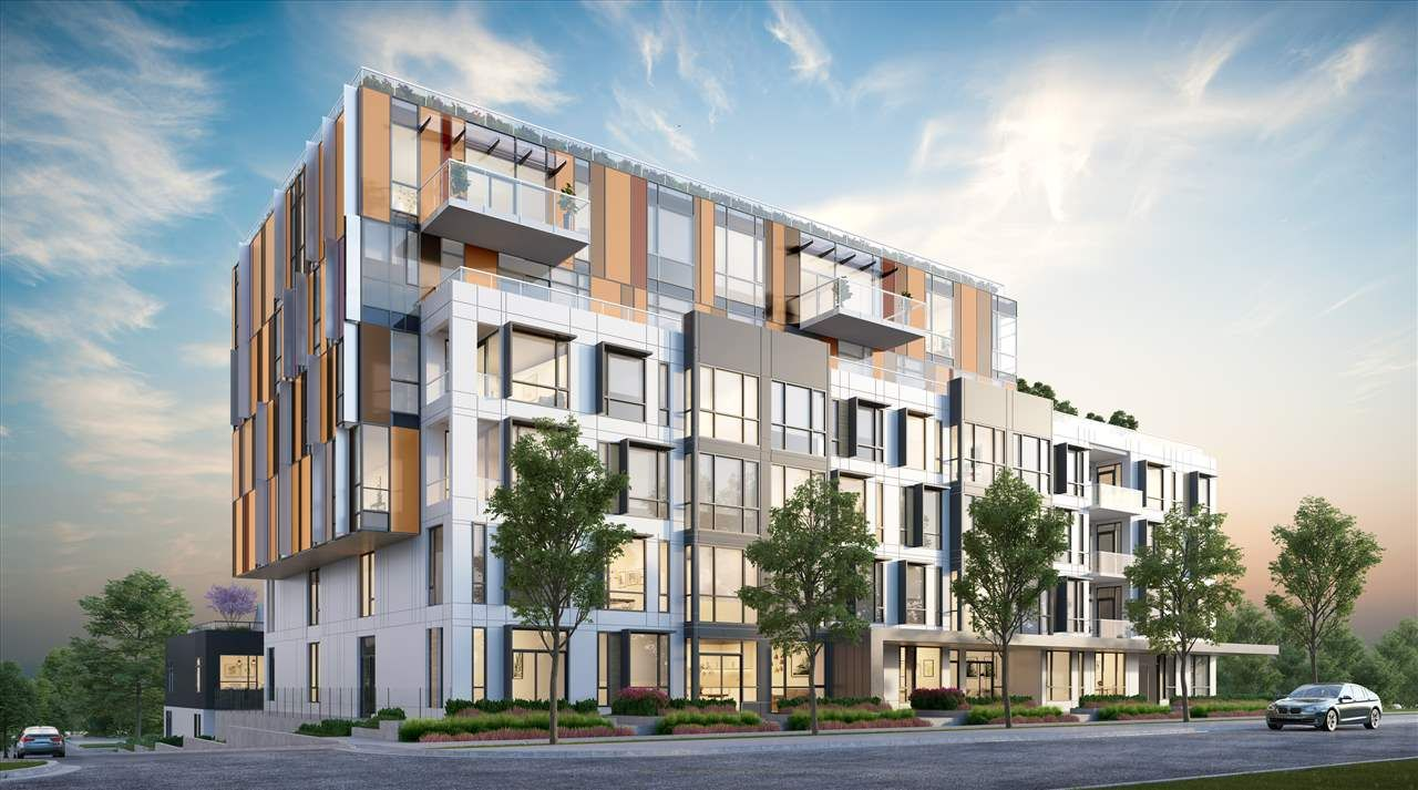Photo 1: Photos: 110-469 W. King Edward in Vancouver: Marpole Condo for rent