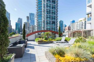 "Photo 24: 1704 1238 SEYMOUR Street in Vancouver: Downtown VW Condo for sale in ""SPACE"" (Vancouver West)  : MLS®# R2536228"