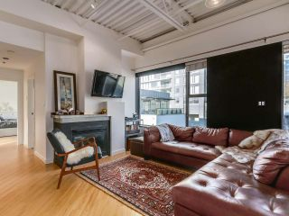 """Photo 4: 511 549 COLUMBIA Street in New Westminster: Downtown NW Condo for sale in """"C2C LOFTS"""" : MLS®# R2129468"""