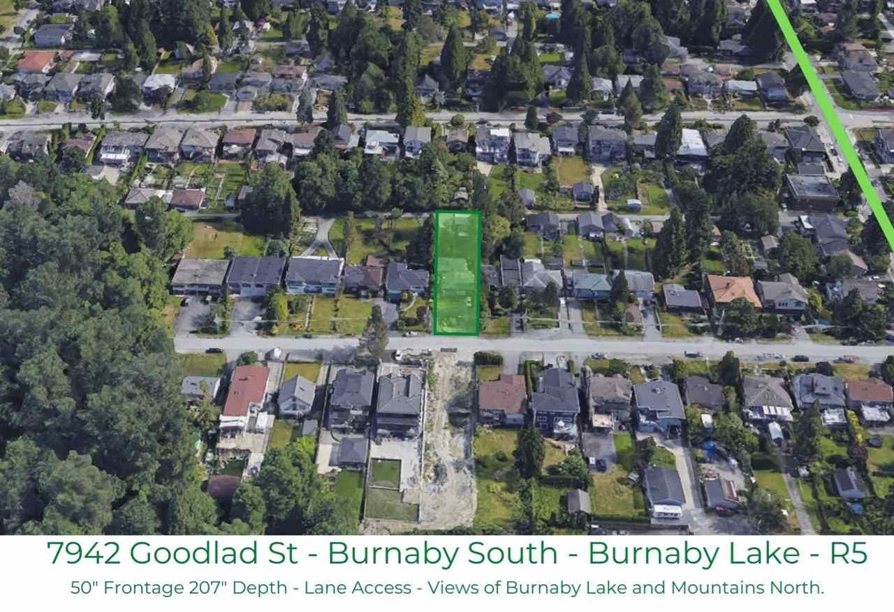 Main Photo: 7942 GOODLAD Street in Burnaby: Burnaby Lake House for sale (Burnaby South)  : MLS®# R2487000