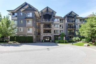 """Main Photo: 203 2958 WHISPER Way in Coquitlam: Westwood Plateau Condo for sale in """"SUMMERLIN"""" : MLS®# R2578008"""