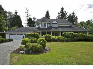 Photo 1: 12920 22A AVENUE in South Surrey White Rock: Elgin Chantrell Home for sale ()  : MLS®# F1447935