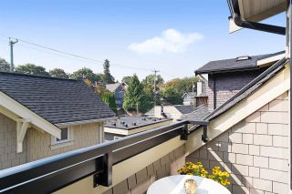 """Photo 14: 1836 W 12TH Avenue in Vancouver: Kitsilano Townhouse for sale in """"THE FOX HOUSE"""" (Vancouver West)  : MLS®# R2532068"""