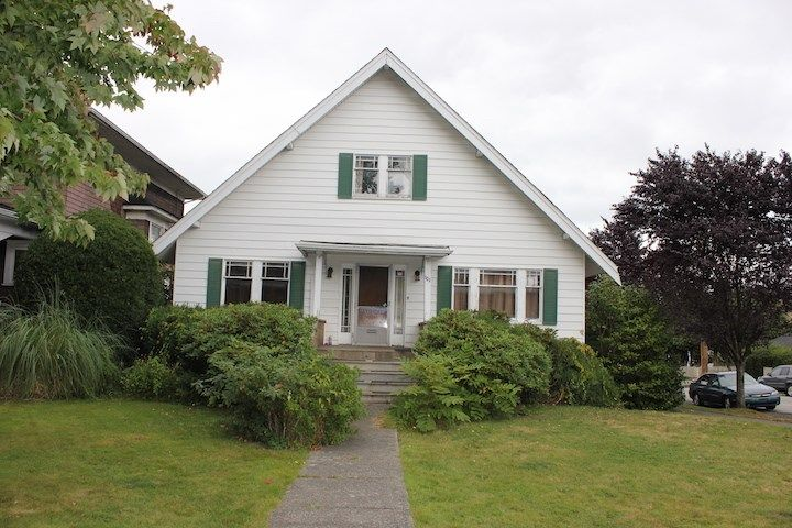 """Main Photo: 103 W 17TH Avenue in Vancouver: Cambie House for sale in """"Cambie Village"""" (Vancouver West)  : MLS®# R2105574"""