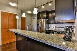"""Photo 5: 414 8067 207 Street in Langley: Willoughby Heights Condo for sale in """"Yorkson Creek Parkside One"""" : MLS®# R2214873"""