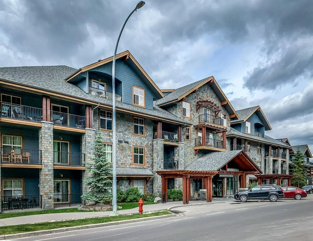 Main Photo: 109AB 1818 Mountain Avenue: Canmore Apartment for sale : MLS®# A1146495