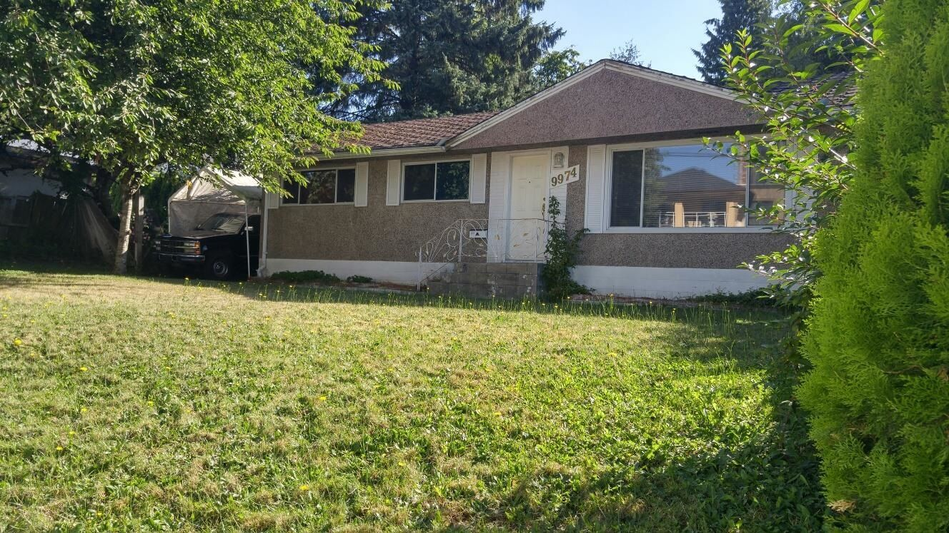 Main Photo: 9974 138 Street in Surrey: Whalley House for sale (North Surrey)  : MLS®# R2624682