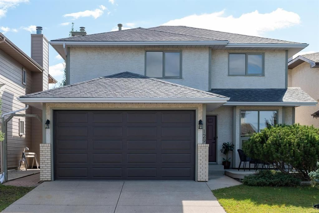 Main Photo: 129 Hawkville Close NW in Calgary: Hawkwood Detached for sale : MLS®# A1138356