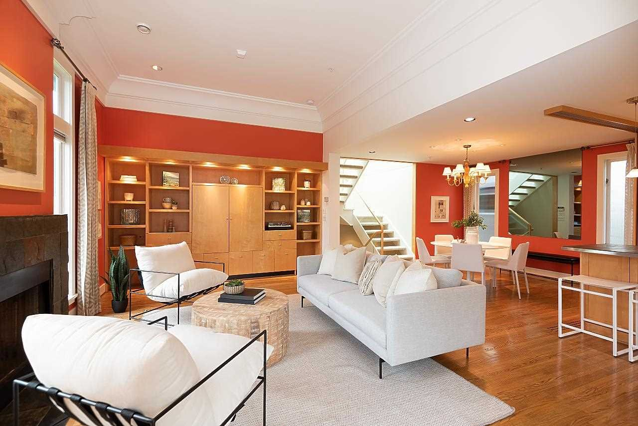 Photo 7: Photos: 1978 WHYTE Avenue in Vancouver: Kitsilano 1/2 Duplex for sale (Vancouver West)  : MLS®# R2586972