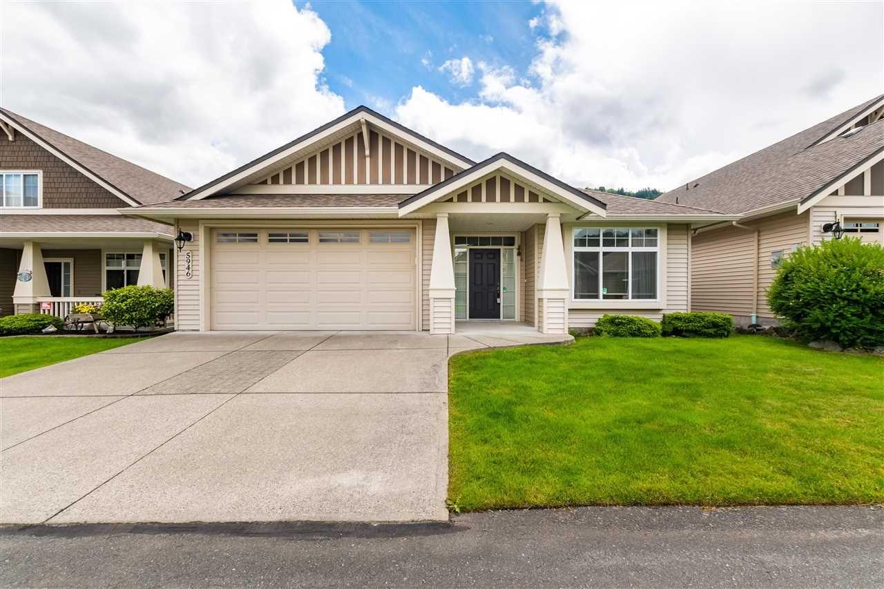 "Main Photo: 5946 COBBLESTONE Street in Chilliwack: Sardis East Vedder Rd House for sale in ""STONEY CREEK"" (Sardis)  : MLS®# R2589742"