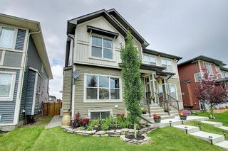 Photo 1: 560 Midtown Street SW: Airdrie Semi Detached for sale : MLS®# A1146689