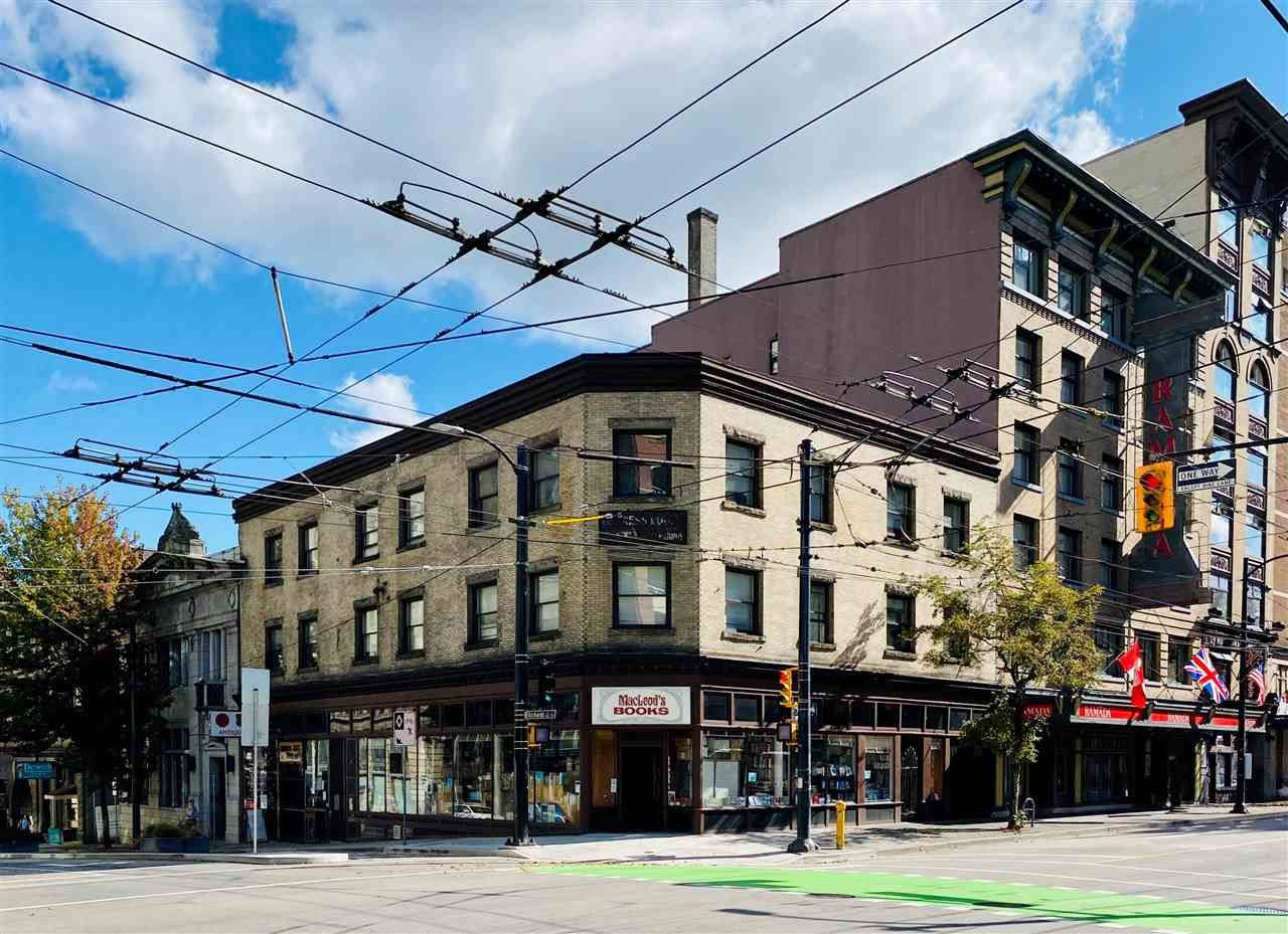 Main Photo: 440 RICHARDS Street in Vancouver: Downtown VW Multi-Family Commercial for sale (Vancouver West)  : MLS®# C8037430
