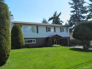 Photo 1: 1655 McLauchlin Dr in COURTENAY: CV Courtenay East House for sale (Comox Valley)  : MLS®# 608027