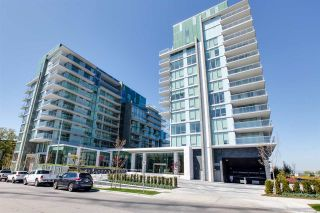"Photo 1: 607 6611 PEARSON Way in Richmond: Brighouse Condo for sale in ""2 River Green"" : MLS®# R2330194"