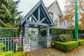 "Photo 1: 7 1015 LYNN VALLEY Road in North Vancouver: Lynn Valley Townhouse for sale in ""River Rock"" : MLS®# R2515401"