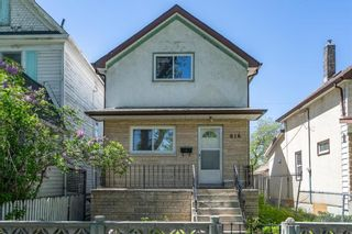 Photo 2: 616 Toronto Street in Winnipeg: West End Residential for sale (5A)  : MLS®# 202113437