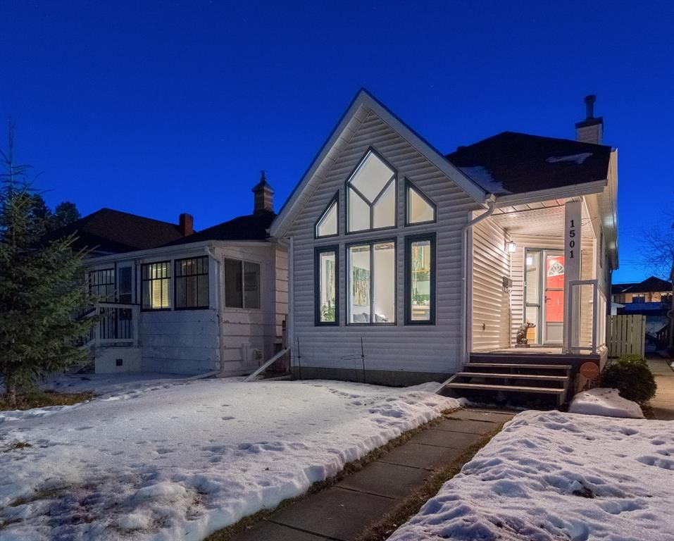 Main Photo: 1501 3 Street NW in Calgary: Crescent Heights Residential for sale : MLS®# A1062614