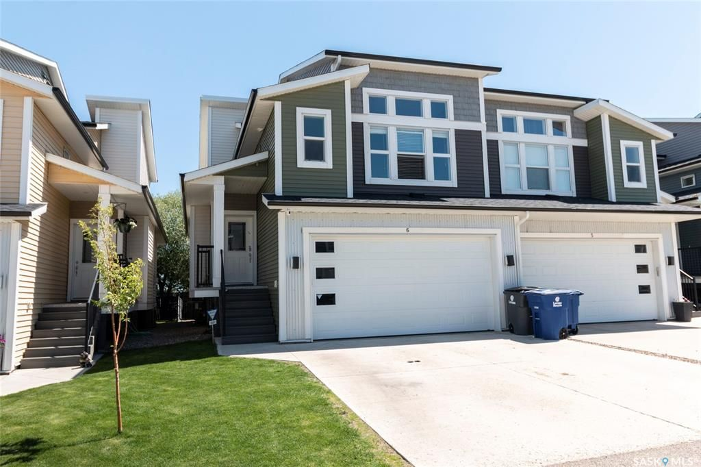 Main Photo: 6 700 Central Street West in Warman: Residential for sale : MLS®# SK859638