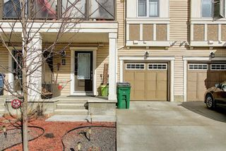 Photo 2: 110 Hillcrest Gardens SW: Airdrie Row/Townhouse for sale : MLS®# A1090717