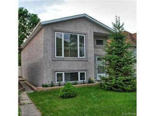 Photo 1: 75 Harrowby Avenue in WINNIPEG: St Vital Residential for sale (South East Winnipeg)  : MLS®# 1413266