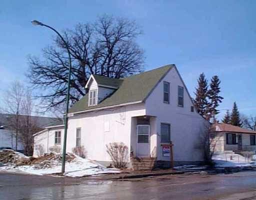 Main Photo: 547 ARCHIBALD Street in Winnipeg: St Boniface Duplex for sale (South East Winnipeg)  : MLS®# 2503592