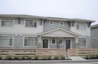 """Photo 1: 35 34230 ELMWOOD Drive in Abbotsford: Central Abbotsford Townhouse for sale in """"TEN OAKS"""" : MLS®# R2147350"""